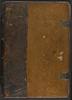Rolewinck, Werner: Fasciculus temporum - Binding