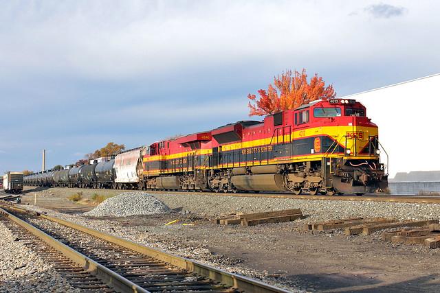 KCS 4013 on K-636