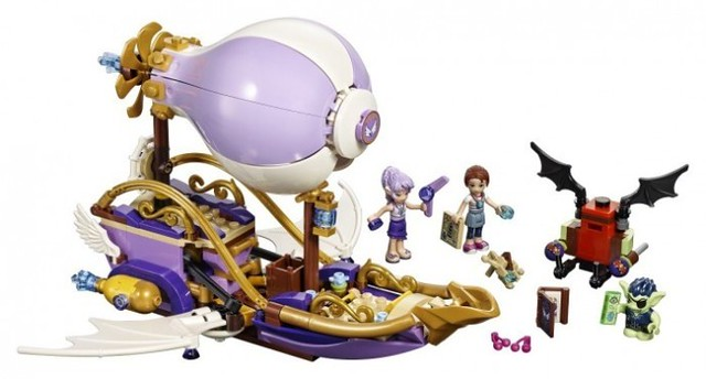 LEGO Elves 2017 - Aira's Air Ship and the Hunt for the Amulet (41184)
