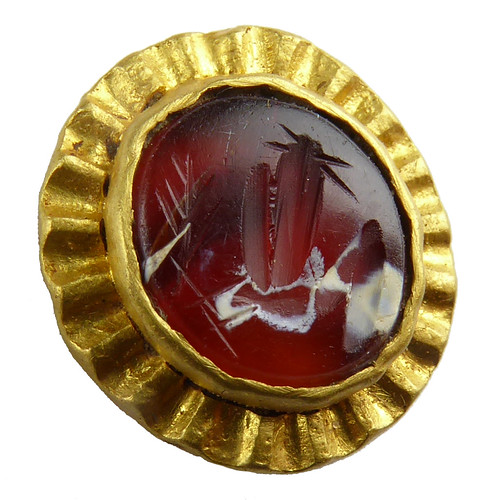 Gold Intaglio | by Priscan Archaeology