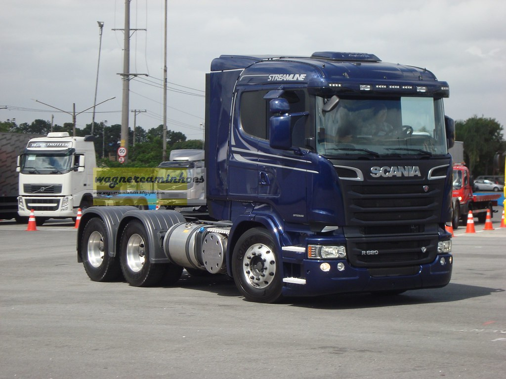 Parfait Scania R620 V8 | Streamline | wagner araujo | Flickr GF51