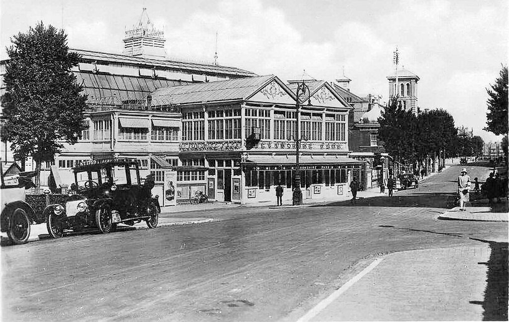 Eastbourne past ~ The Winter Garden 1 | Grenville Godfrey | Flickr