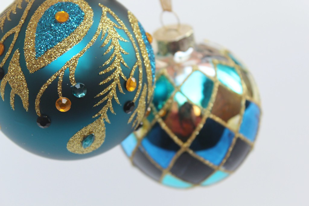 ... wilko christmas decorations | by athriftymrs.com - Wilko Christmas Decorations Athriftymrs.com Flickr