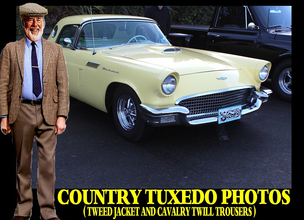 the Country Tuxedo Photos -Old Cars 5 | Ban Long Line Ocean Fishing ...