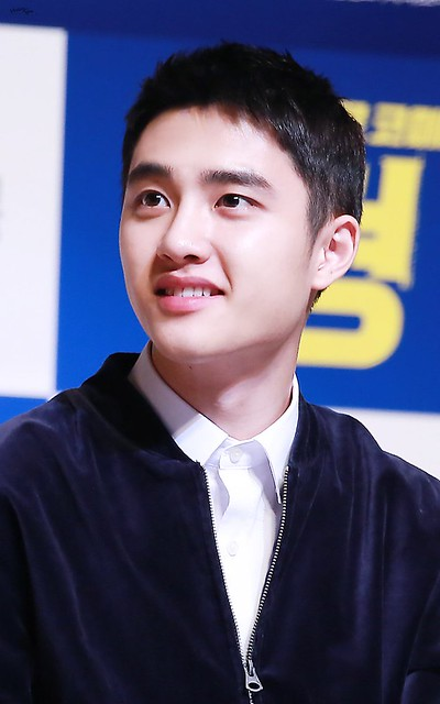 161118 D.O at 'Hyung' Movie Showcase
