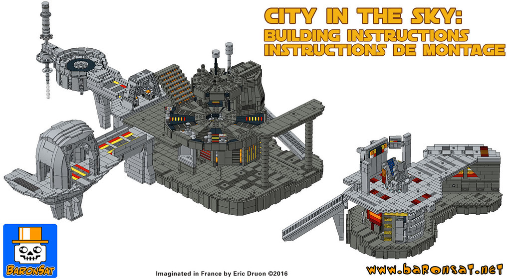 City in the Sky Instructions | City in the Sky 3D models wit… | Flickr