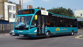 Arriva Southend - KX13AUM - Southend - 6 July 2013
