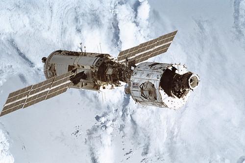 Unity Node Launches (Archive: NASA, Marshall, 12/04/98 ...