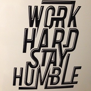 Our mantra: Work hard… stay humble | by Aaron Gustafson