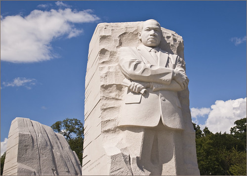 'Out of a Mountain of Despair, a Stone of Hope' -- MLK, Jr, Memorial Washingotn (DC) 2013 | by Ron Cogswell