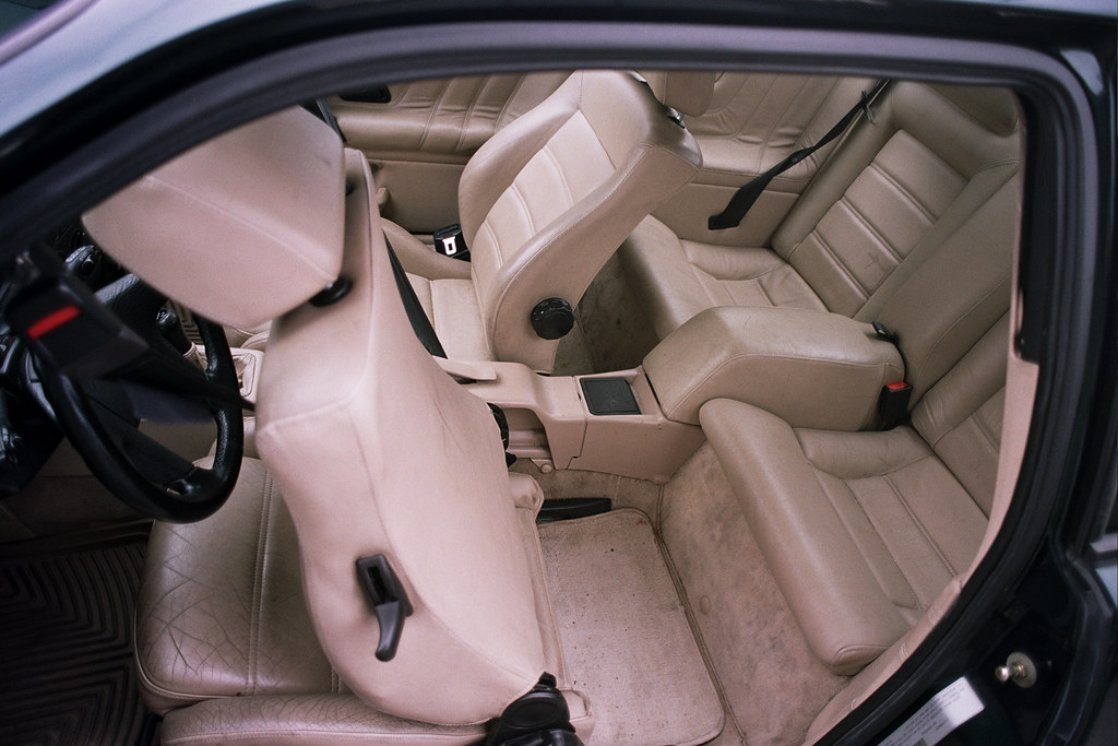 Corrado interior, stock, 10 years old   1993 Volkswagen VW C…   Flickr