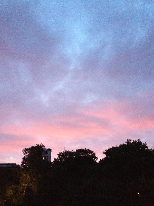 sunrise, helsingborg