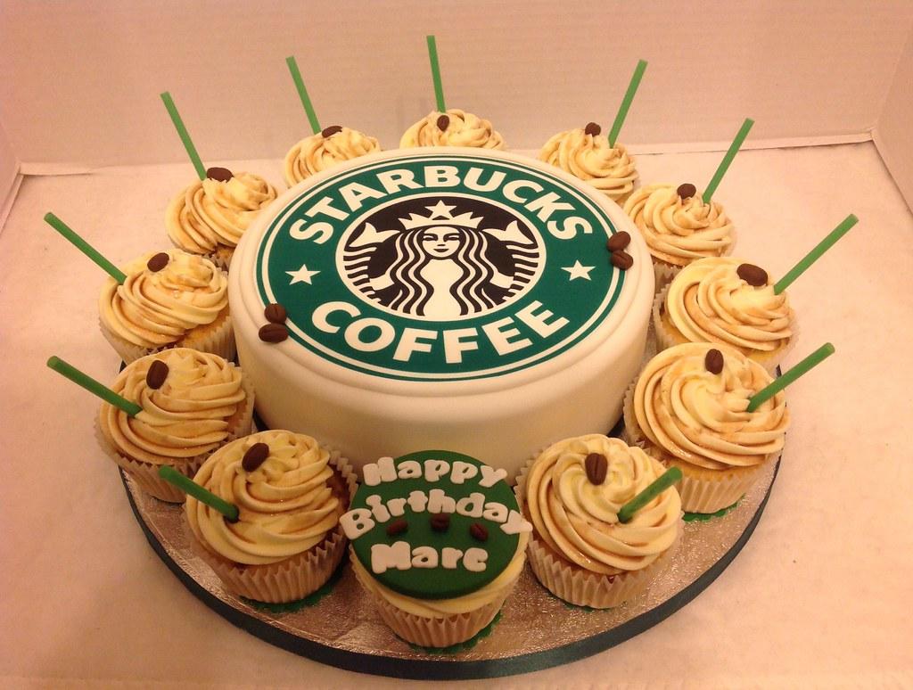 Free Starbucks Birthday Cake