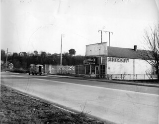Thompson's Grocery, 1957 | by Seattle Municipal Archives