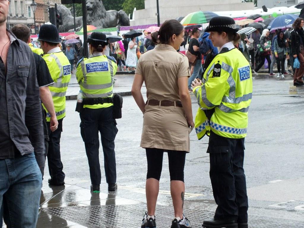 Safer Transport OCU - Metropolitan Police Service - Pride