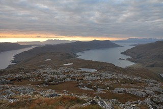 Small Isles from Sgurr Mor | by Paul Sammonds