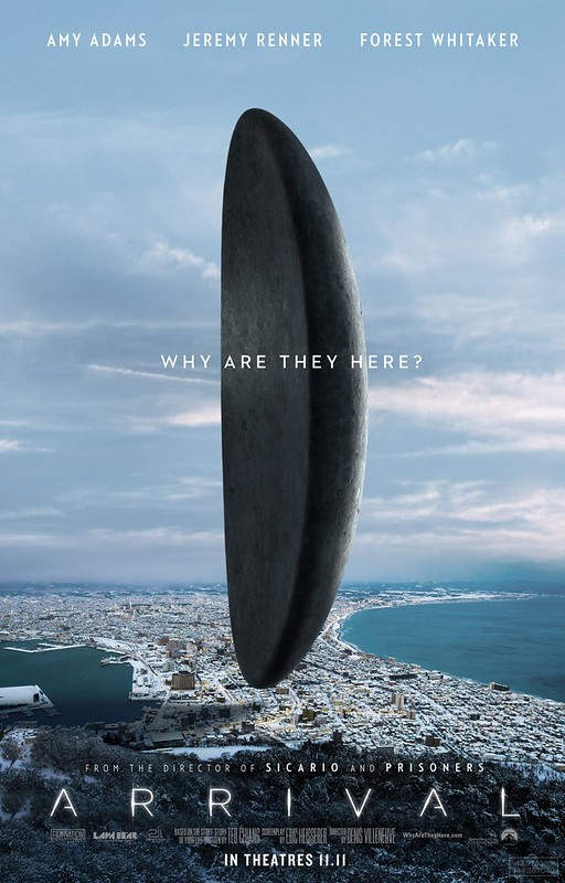 Arrival - Poster 2