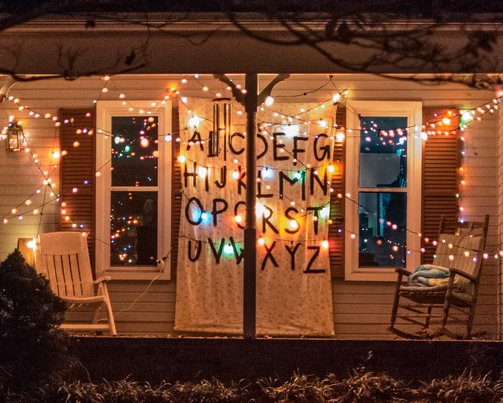 stranger things decoration by sbluerock stranger things decoration by sbluerock