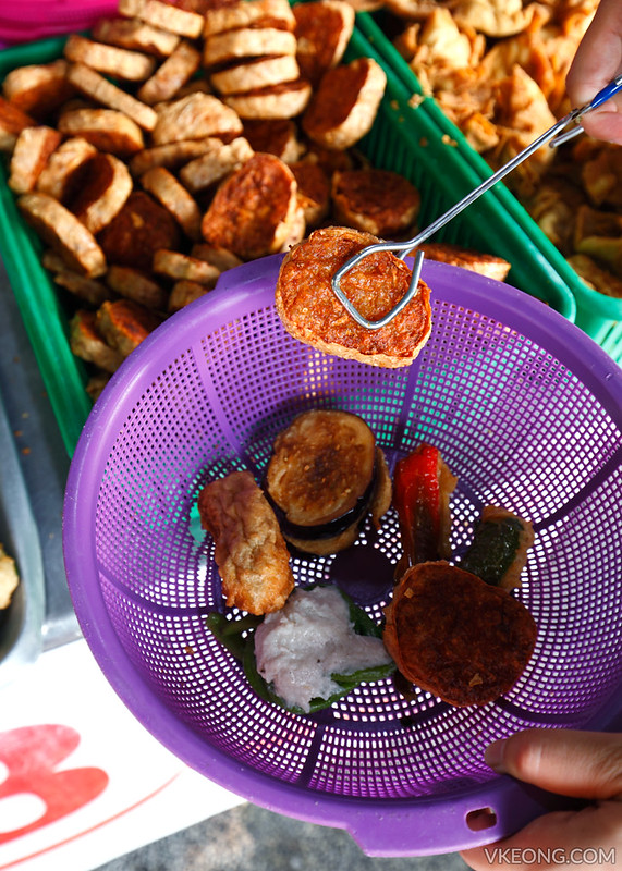 Ipoh Big Tree Fried Turnip Yong Tau Fu