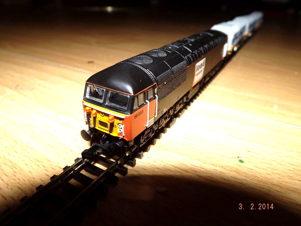 Ben Street model railway layout | Ben Street model railway l