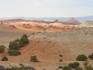 11 Onderweg naar Devil canyon