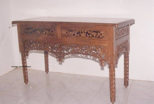 Foyer Table Name : Hall table name size w d h