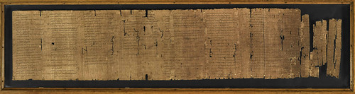 Constitution of Athens ( Ἀθηναίων Πολιτεία )  - caption: 'Constitution of Athens' | by The British Library