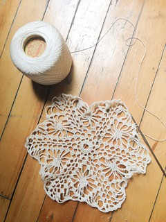 Doily time | by bunnieprops