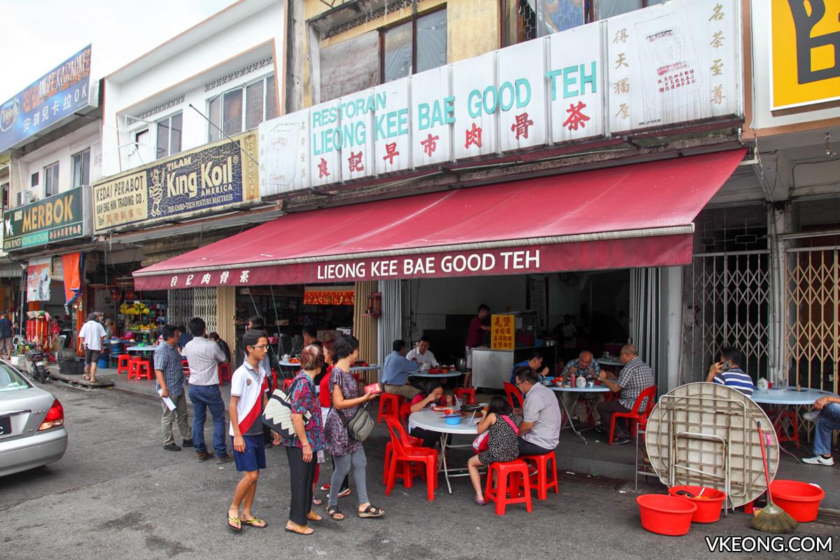 Lieong Kee Bae Good Teh Kepong