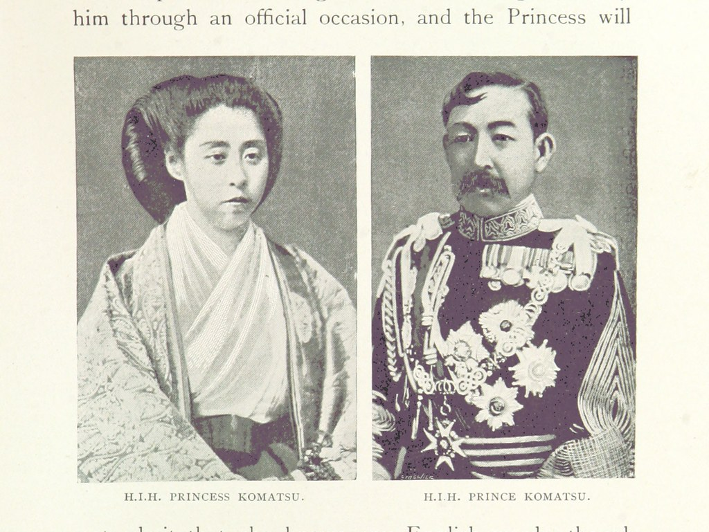 Image Taken From Page 175 Of A Diplomatists Wife In Japa Flickr