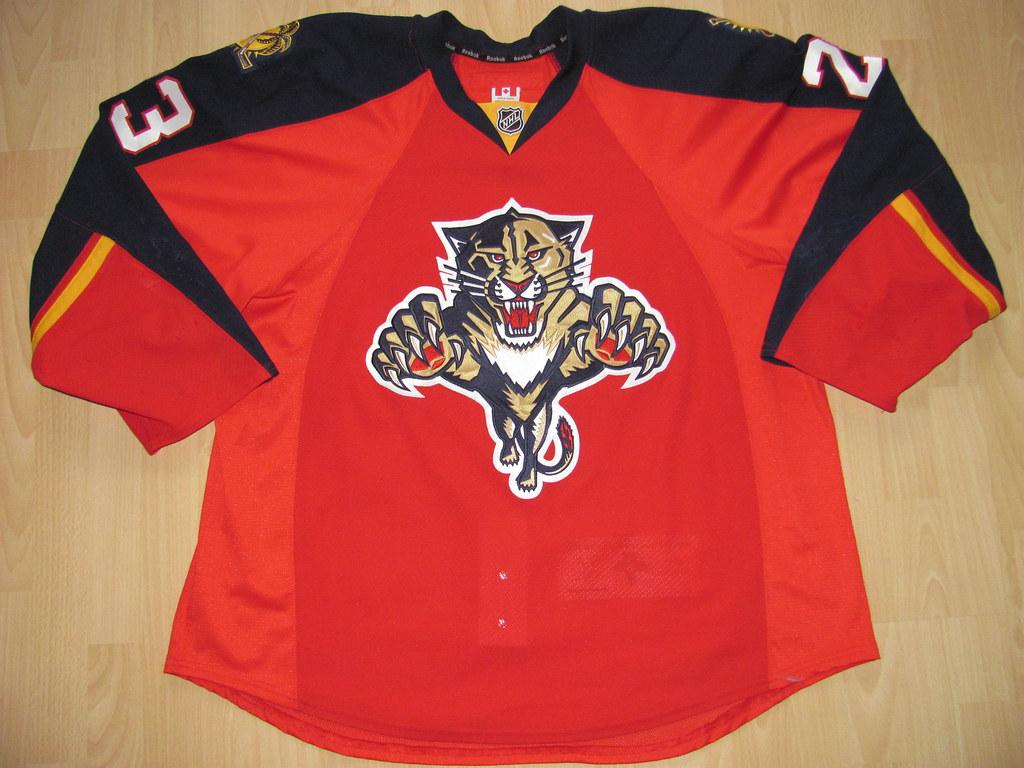 florida panthers game worn jersey 3c86d3a09