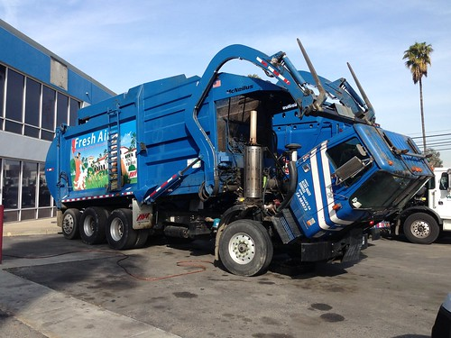 Allied Waste Services Truck Moises Aguirre Flickr