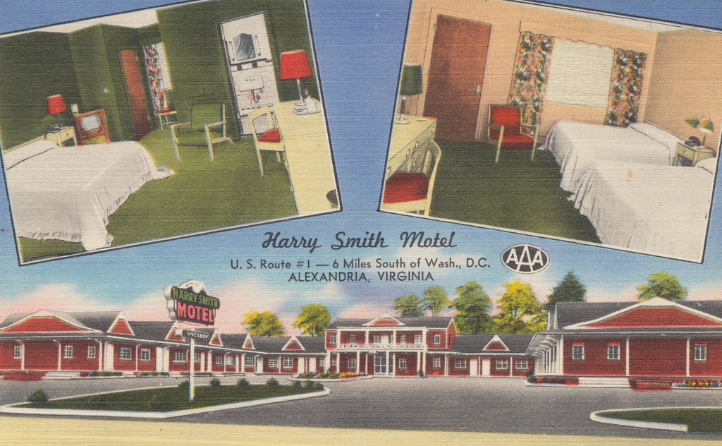 Harry Smith Motel - Alexandria, Virginia