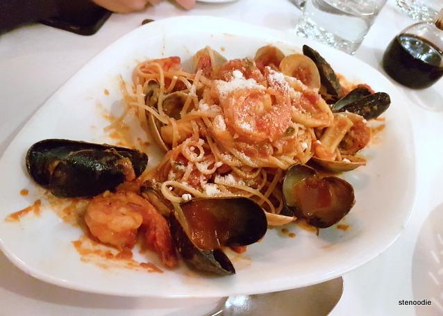 Linguine alla Marina