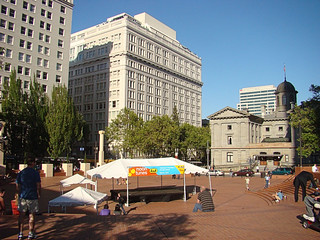 013 Pioneer Courthouse Square