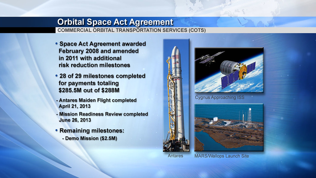 01 Orbital Space Act Agreement Graphic Presented During Or Flickr