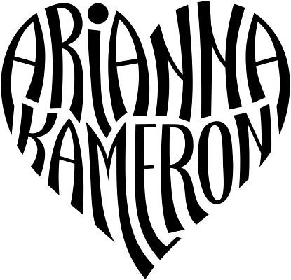 arianna kameron heart design a custom design of