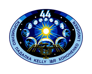 Expedition 44 insignia (ISS044-S-001) | by NASA Johnson
