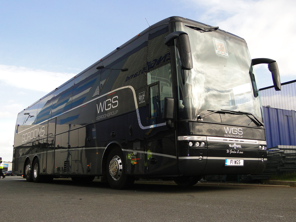 ... Hull City FC Team Coach W Gordon U0026 Sons F1 WGS | By 5asideHero