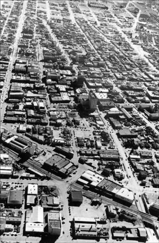 Pima County Alameda Stone Cemetery Historic 05 Aerial