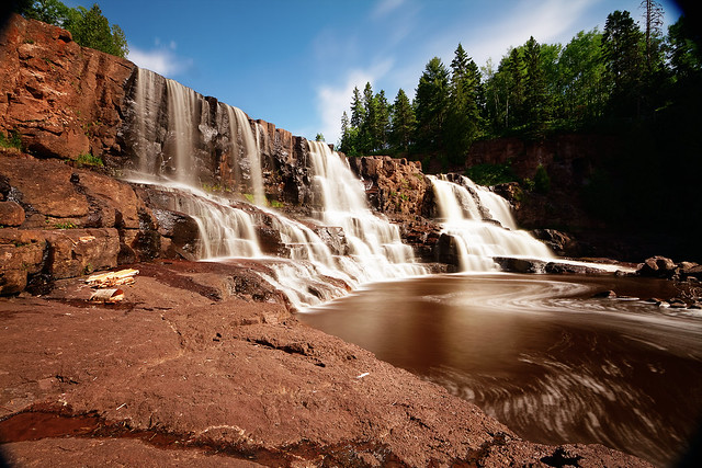 Gooseberry Falls - Middle