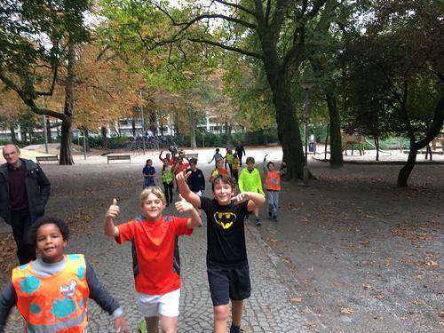 5de leerjaar: Start 2 Run