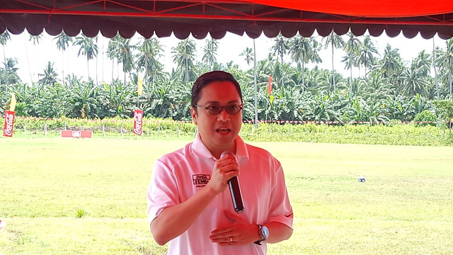 "DavaoLife.com: Juan Lorenzo ""Jorenz"" Tanada, Coca-Cola FEMSA Philippines Corporate Affairs Director 