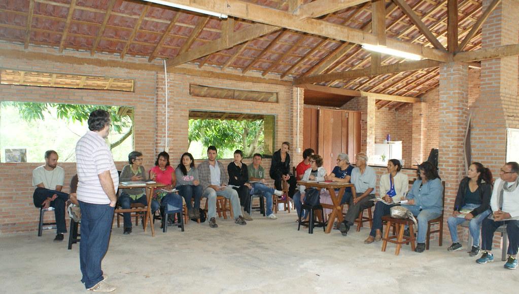 2ª aula do curso Agroecologia e Sociobiodiversidade
