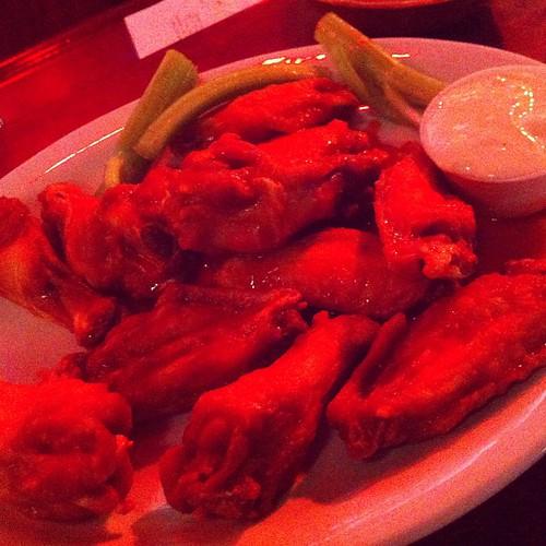 Original Buffalo Wings Restaurant Petaluma Ca Menu