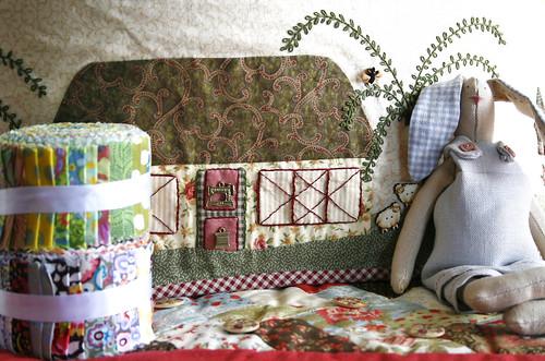 Casa de patchwork casa de aplicaciones de patchwork - Casas de patchwork ...