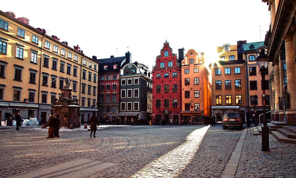 My TOP Tourist Attractions in Gamla Stan