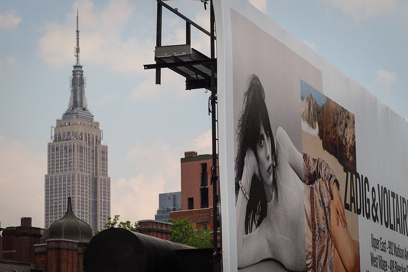 NY Skyline|New York
