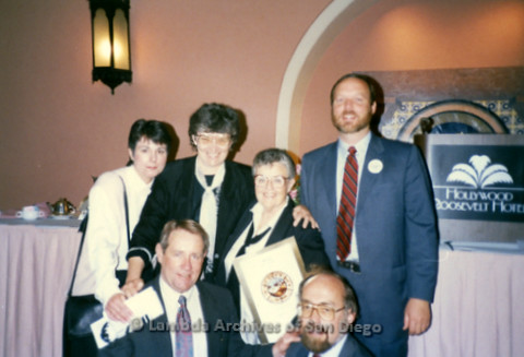 Group photo taken at hollywood roosevelt hot for Roosevelt hotel san diego
