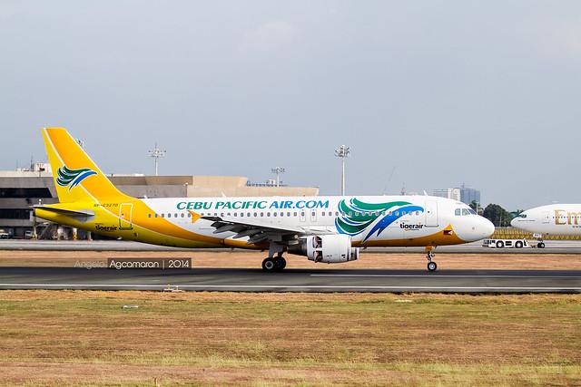 Cebu Pacific A320-214 RP-C3270 05/10/14